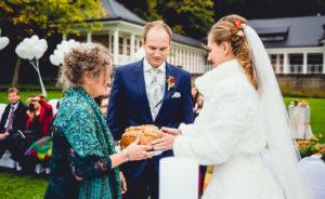 Freie Trauung Zeremonie